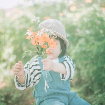 Bonnet Hat Child Free Photo
