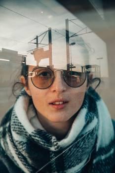 Goggles Sunglasses Portrait #286362
