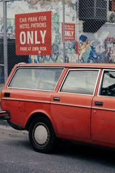 Minivan Passenger van Car #286374