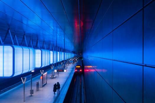 Tunnel Urban Way Free Photo