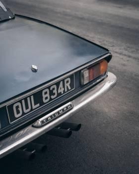 Car Spoiler Device Free Photo