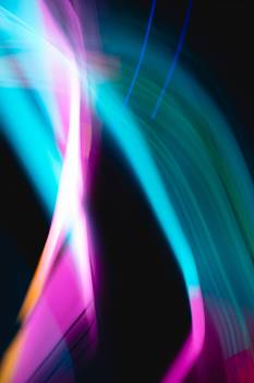 Digital Fractal Plasma Free Photo