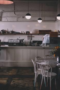 Counter Interior Kitchen #287512