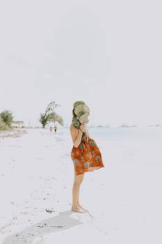 Beach Sea Sand #287734