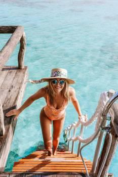 Beach Maillot Bikini #287808