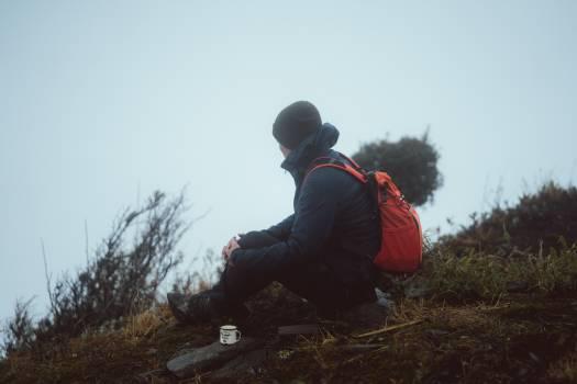 Hiking Adventure Ascent Free Photo