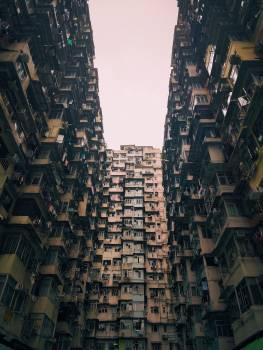Skyscraper City Architecture #288933