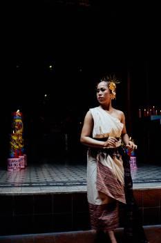 Sarong Skirt Garment Free Photo