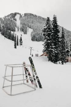 Ski slope Slope Snow Free Photo