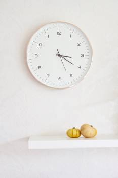 Wall clock Clock Timepiece #289424