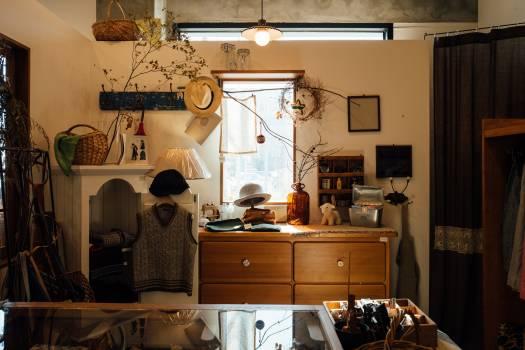 Room Interior Kitchen Free Photo