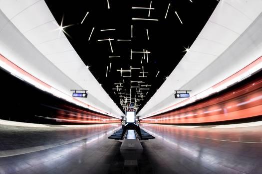 Tunnel Station Way Free Photo
