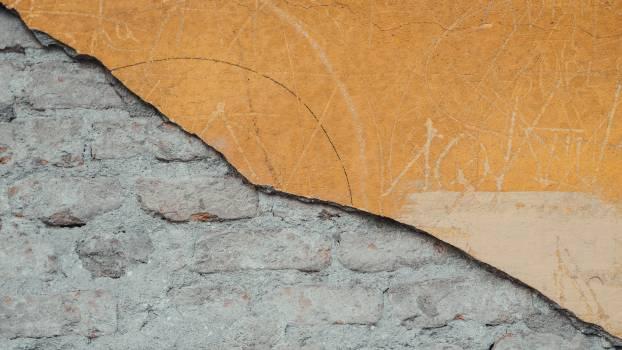 Stucco Texture Wall Free Photo