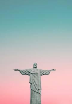 Sky Silhouette Man Free Photo