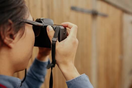 Photographer Man Person Free Photo