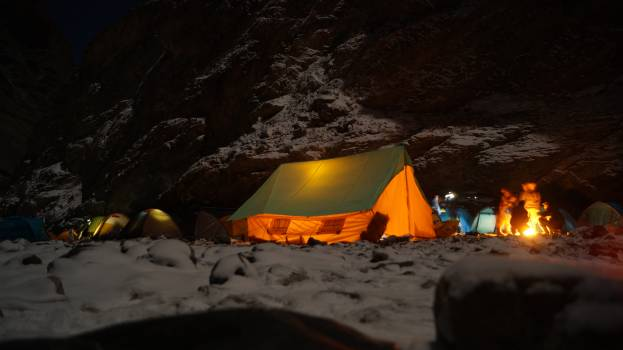 Mountain tent Tent Shelter #291027