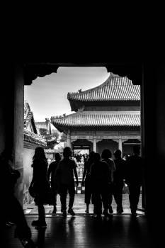 Temple Architecture China #291283