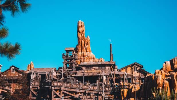 Drilling platform Drill rig Rig Free Photo