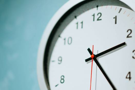 Analog clock Clock Timepiece #292224