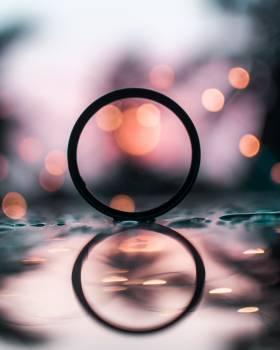 Powder Glass Looking glass Free Photo