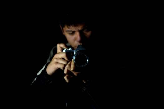 Photographer Person Disk jockey Free Photo