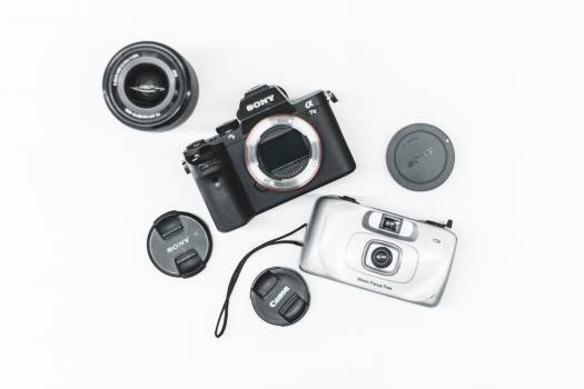 Equipment Camera Lens #292870