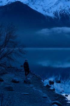 Snow Landscape Sky #293291