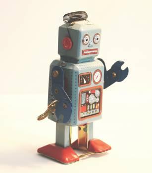 Automaton Metal Technology Free Photo