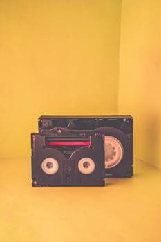 Container Wallet Cassette tape Free Photo
