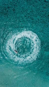 Water Ocean Texture Free Photo