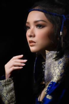 Cover girl Model Face #294759