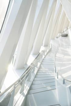 Stairs Architecture Modern Free Photo