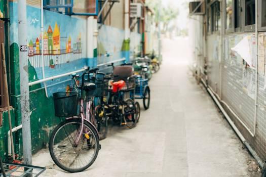 Bicycle Bike Wheelchair Free Photo