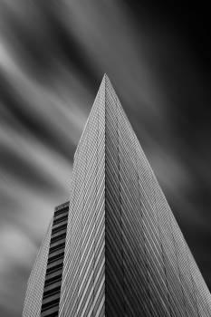Skyscraper City Avenue Free Photo