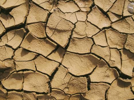Erosion Texture Surface Free Photo