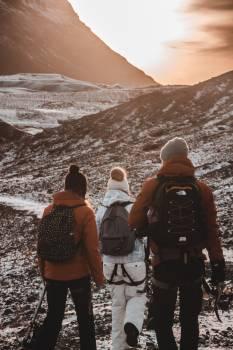 Mountain Travel Hiking Free Photo