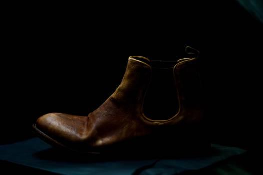Leather Shoe Footwear Free Photo