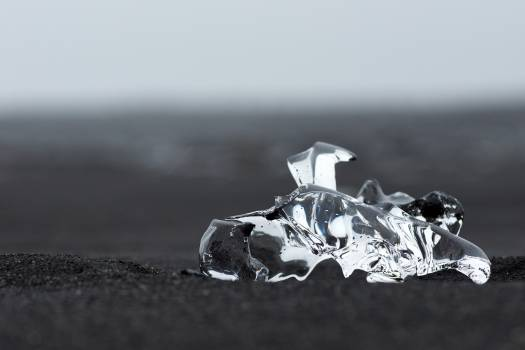 Ice Crystal Solid Free Photo