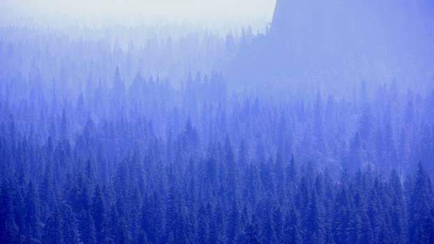 Texture Mountain Lake Free Photo