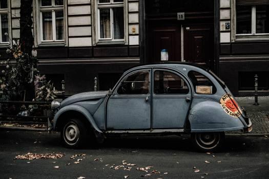 Sedan Car Motor vehicle Free Photo
