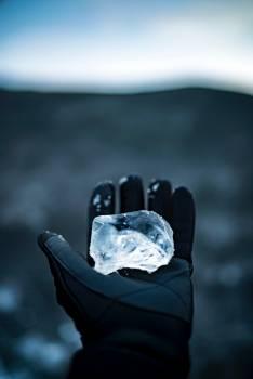 Snowshoe Device Finger Free Photo