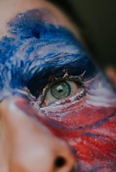 Make Skin Eye Free Photo