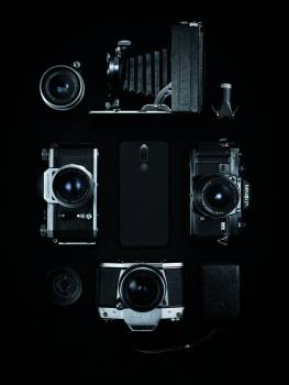 Photographer Equipment Camera #300332