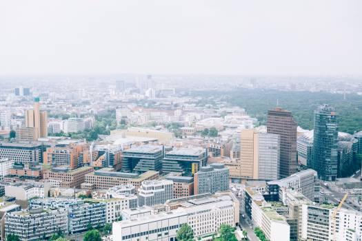 Business district City Architecture #300486