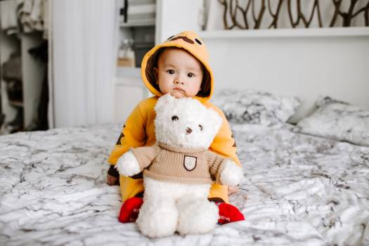 Child Doll Plaything Free Photo