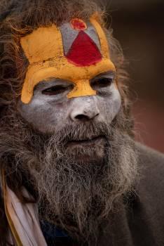 Mystic Mask Face Free Photo
