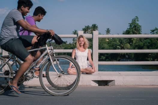 Bicycle Bike Polo mallet Free Photo