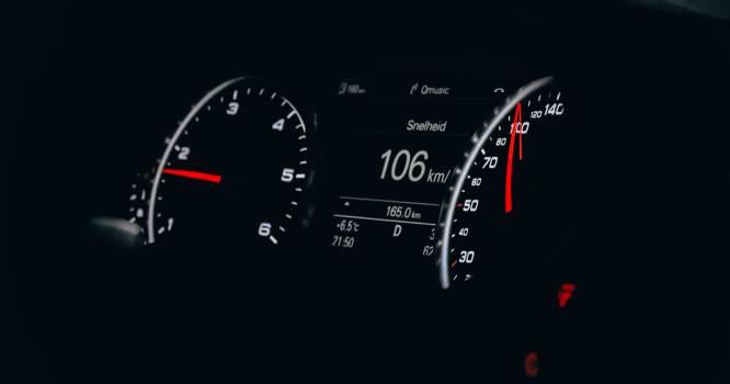 Meter Odometer Control panel Free Photo