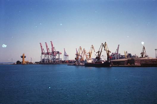 Ship Pier Vessel Free Photo