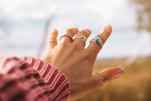 Fingernail Skin Care Free Photo